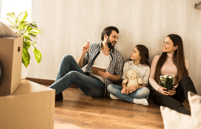 Moving home soon? Here's how to break the news to your children