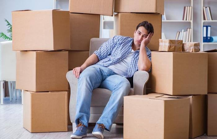 hire professional packers and movers in Bangalore, Mumbai, etc. to reduce the stress of a home relocation